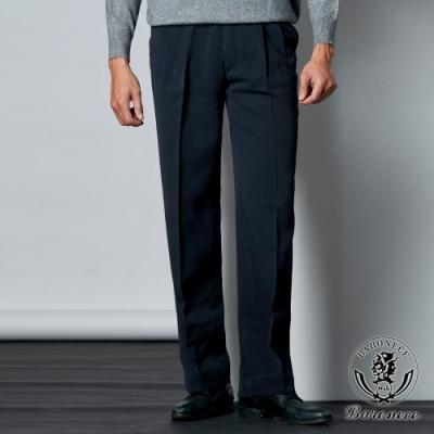BARONEC 紳士風範優質商務打褶褲(600126-10)