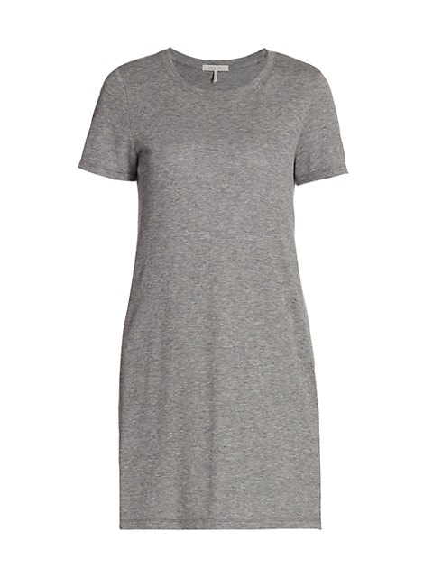 The Rib T-Shirt Mini Dress
