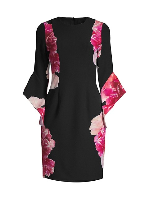 Lorie Floral Sheath Dress