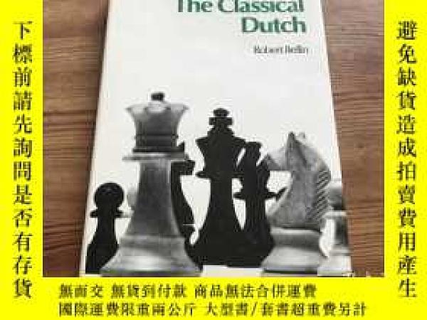 二手書博民逛書店國際象棋外文版,罕見國際象棋類書籍( D99)Y266787 出版1988