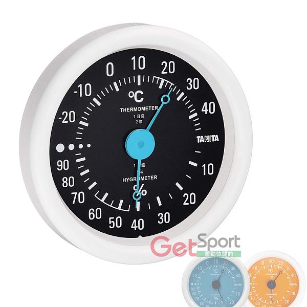 TANITA指針式溫濕度計TT-515(溫度計/室溫/度C/量測工具/壁掛/機械式)