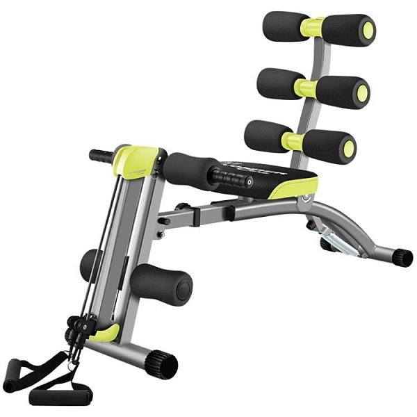 萬達康仰臥起坐健身器材家用練腹肌運動板多功能懶人收腹機輔助器【美鞋公社】