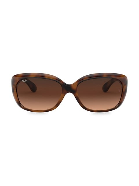 RB4101 58MM Square Sunglasses