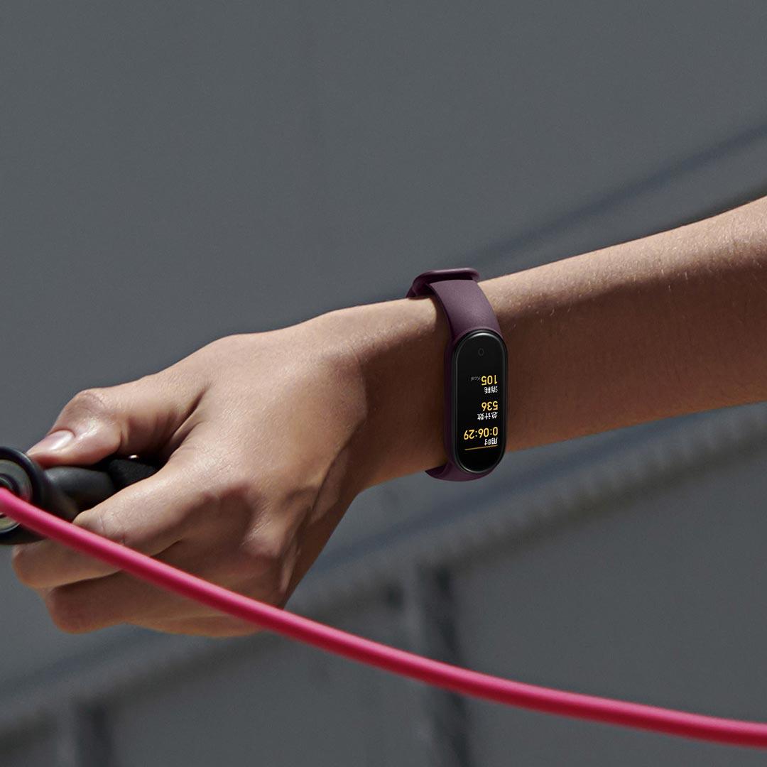 手環5NFC 智慧手表心率監測藍牙男女款運動計步器手環4代全新
