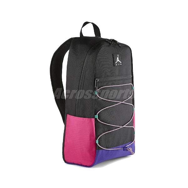 Nike 後背包 Jordan Backpack 黑 彩 男女款 喬丹 手提 雙肩背 運動休閒 【ACS】 JD2043002AD-001