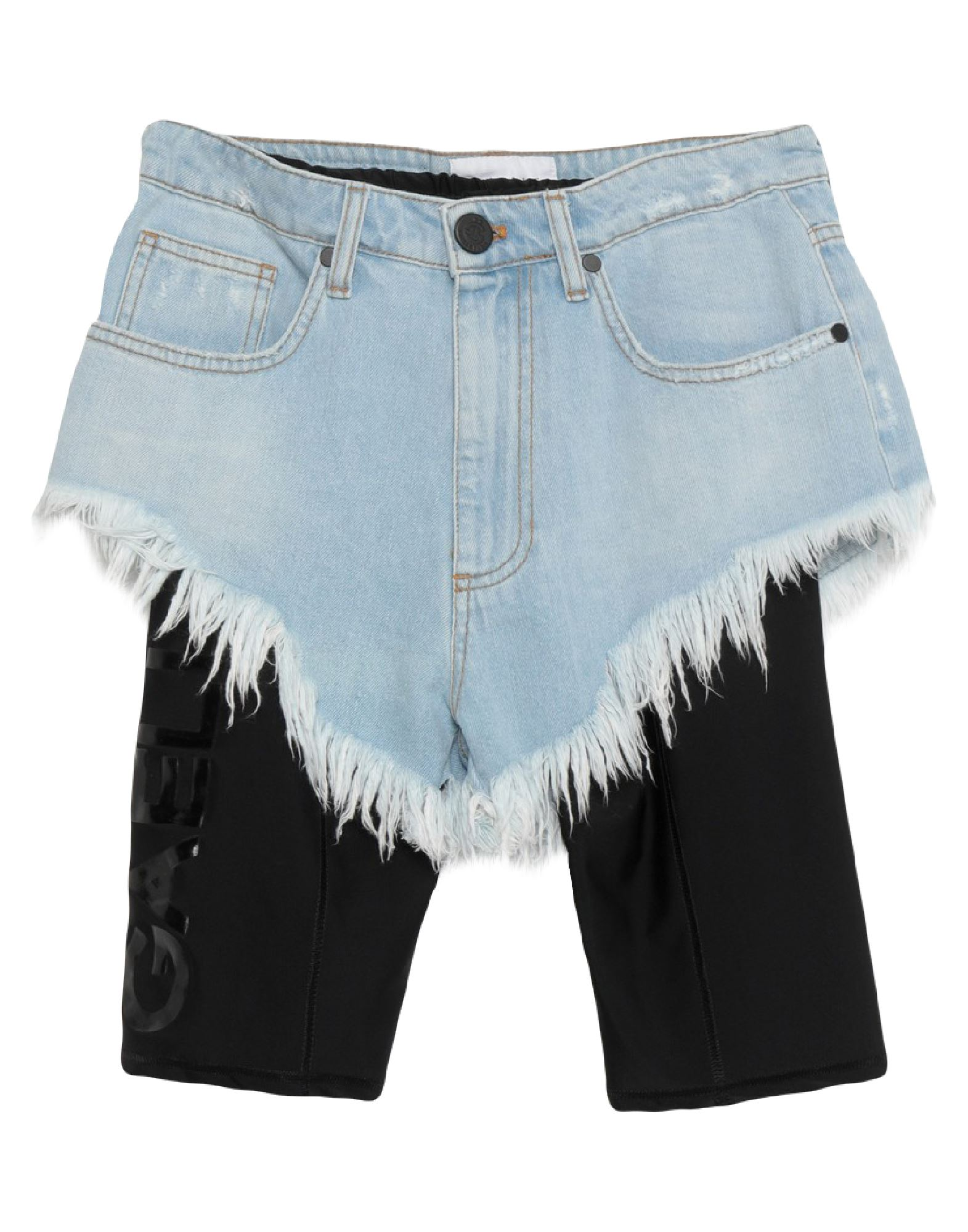 GAëLLE Paris Denim shorts - Item 42822235