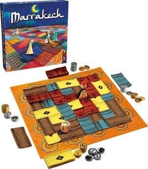現貨【滿千免運含發票】Marrakech 馬爾喀什市集【123玩遊戲】