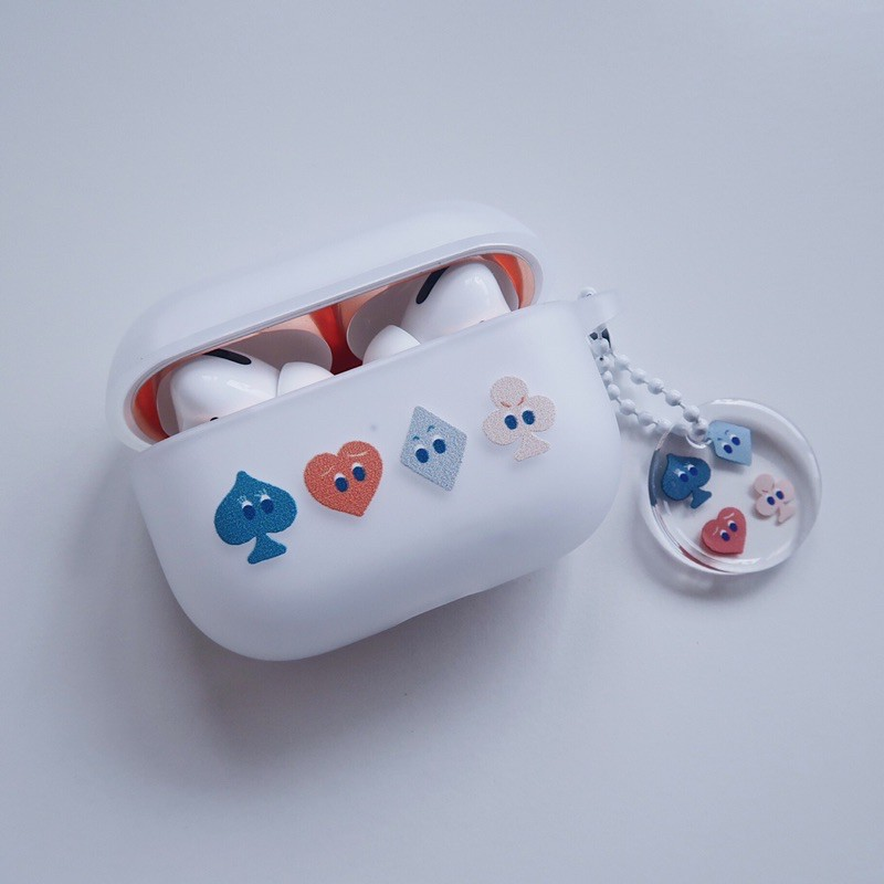 AirPods Pro 蘋果軟耳機保護套 大驚小怪 含吊飾|預購 五月中出貨【方坊】