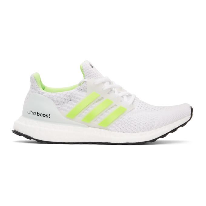 adidas Originals 白色 Ultraboost DNA 运动鞋