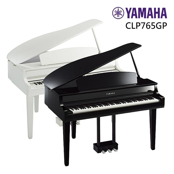 小叮噹的店 - YAMAHA CLP765GP 88鍵 鋼烤黑 平台式鋼琴 數位鋼琴 平台鋼琴