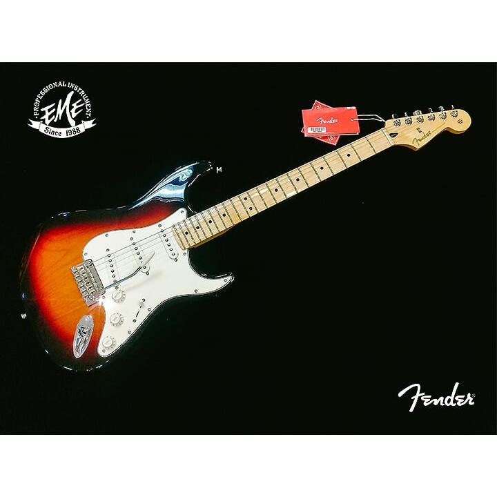 :::亞邁樂器::: Fender Player Stratocaster 墨廠電吉他(三色系陽漸層)