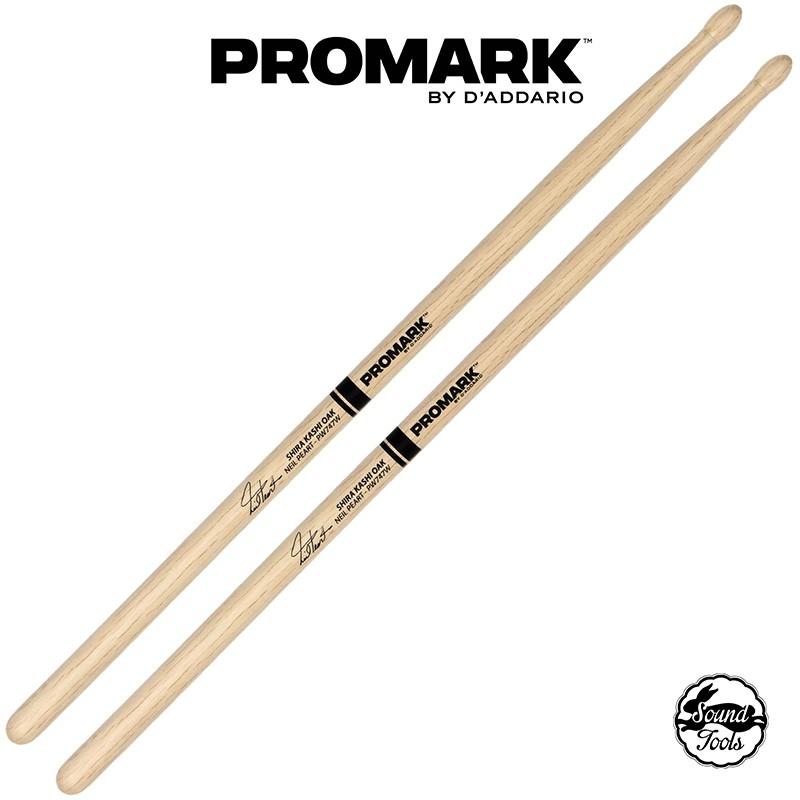 ProMark Neil Peart 簽名款 5A 橡木鼓棒 PW747W【桑兔】