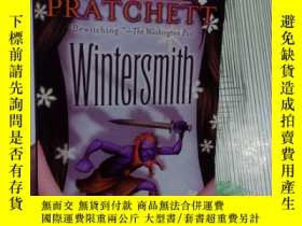 二手書博民逛書店罕見Wintersmith[溫特史密斯(蝶形世界叢書系列)]Y269417 Terry Pratchett(特