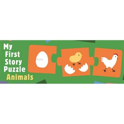My First Story Puzzle Animals 我的故事接龍拼圖:動物篇