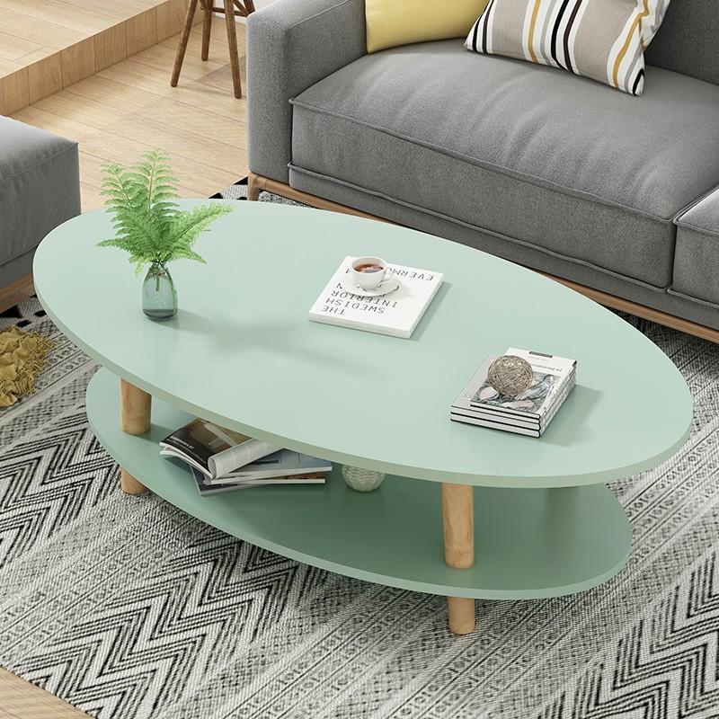 茶幾迷你簡易客廳北歐出租房小戶型簡約現代沙發經濟茶臺桌小桌子