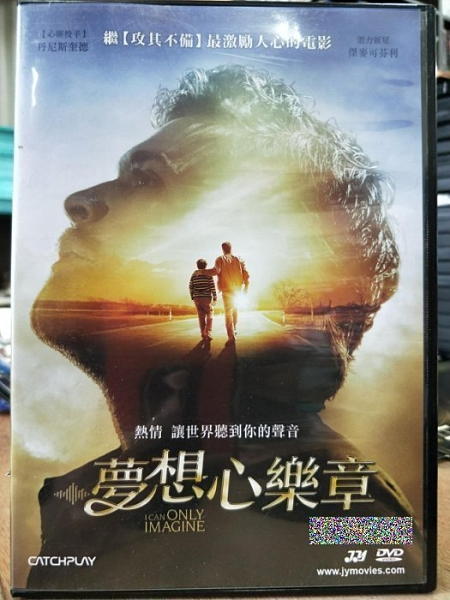 挖寶二手片-P02-238-正版DVD-電影【夢想心樂章】丹尼斯奎德 克羅瑞斯李曼(直購價)