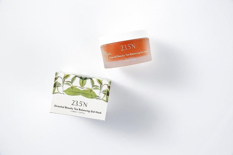 東方美人茶平衡凍膜100mL│控油。油性肌