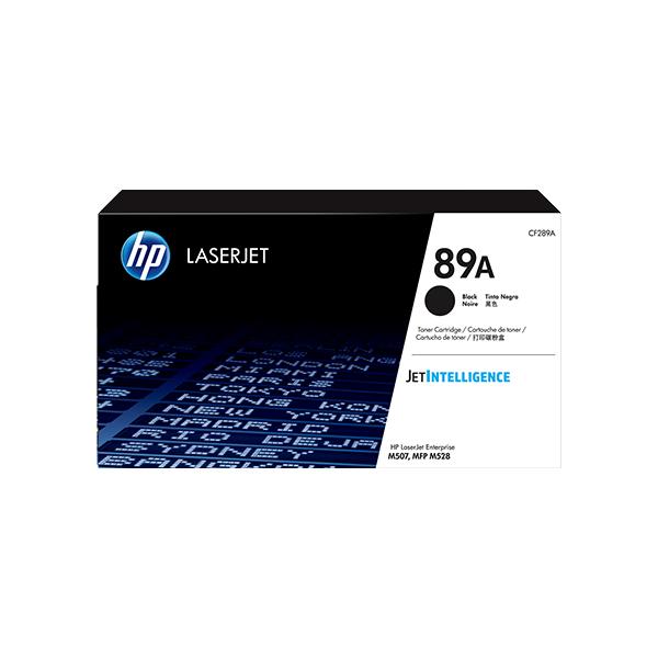 HP CF289A/289A/289/89A 原廠黑色碳粉匣 HP LaserJet Enterprise MFP M528/M507dn