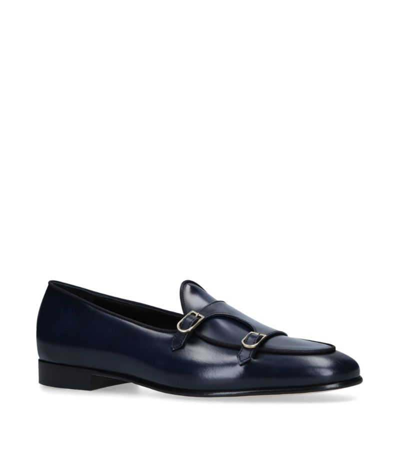 Edhen Milano Leather Brera Loafers