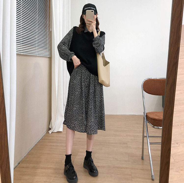 【missy shop】新秋之戀洋裝-6621843
