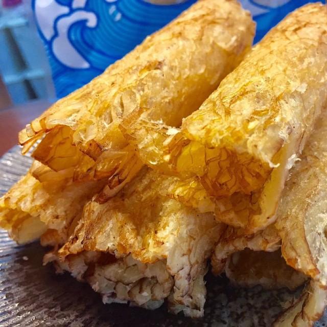 【得意蝦餅】古早味炭烤魷魚片