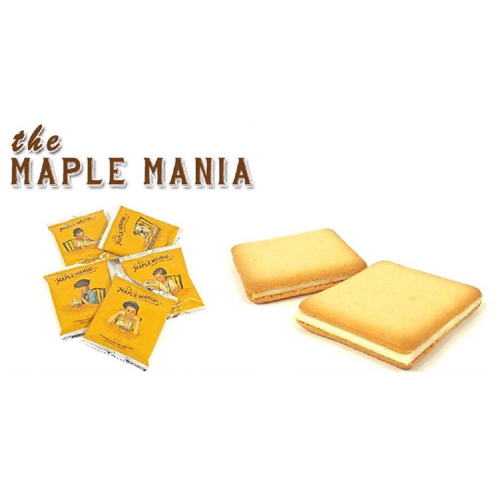 東京限定伴手禮 The MAPLE MANIA 楓糖奶油餅乾/費南雪/楓糖年輪蛋糕 預購