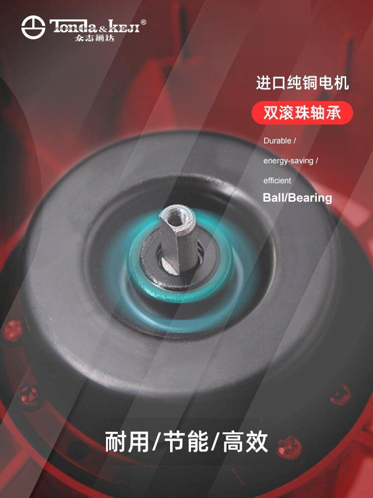 管道風機4寸6寸8寸衛生間換氣排氣扇廚房油煙抽風機強力靜音排風