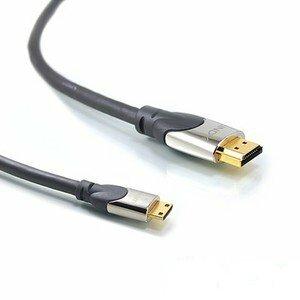 LINDY 林帝 CROMO鉻系列 A公對C公 HDMI 1.4 連接線 1m (41436 )