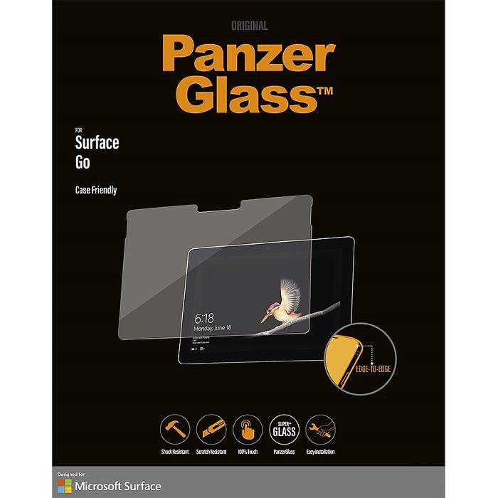 北歐品牌 Panzer Glass Surface Go 專用 玻璃保護貼
