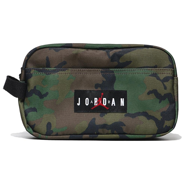 NIKE 旅行收納包 小包 JORDAN TRAVEL DOPP 迷彩 隨身小包 (布魯克林) 9A0468-650