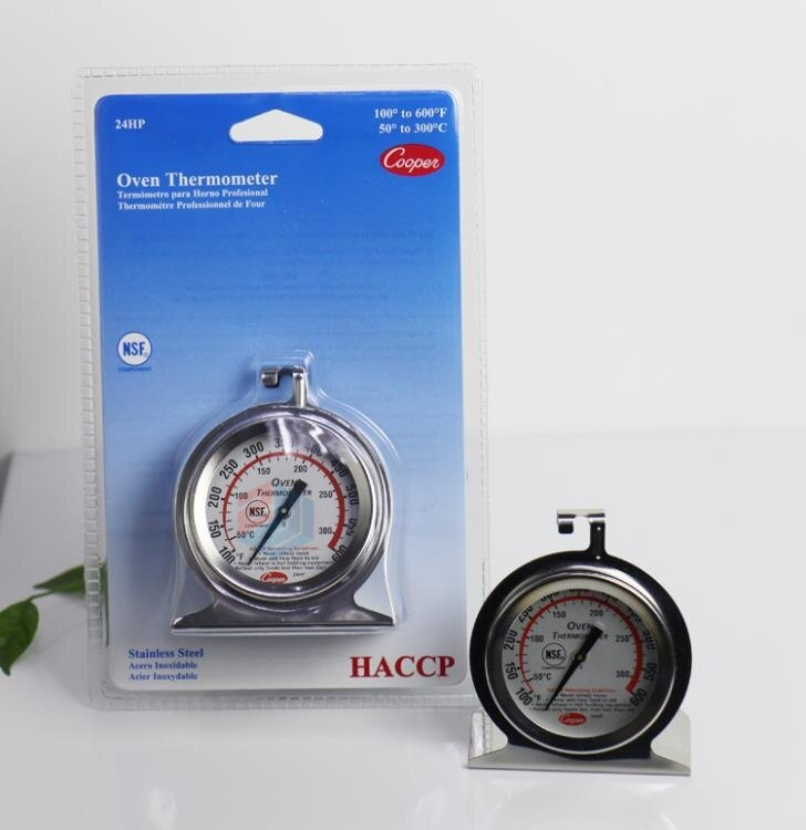 【現貨】食物溫度計 美國Cooper-ATKINS 24HP進口烤箱溫度計 烘焙測溫儀攝氏華氏度 【新年禮品】
