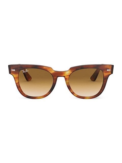RB2168 50MM Square Sunglasses