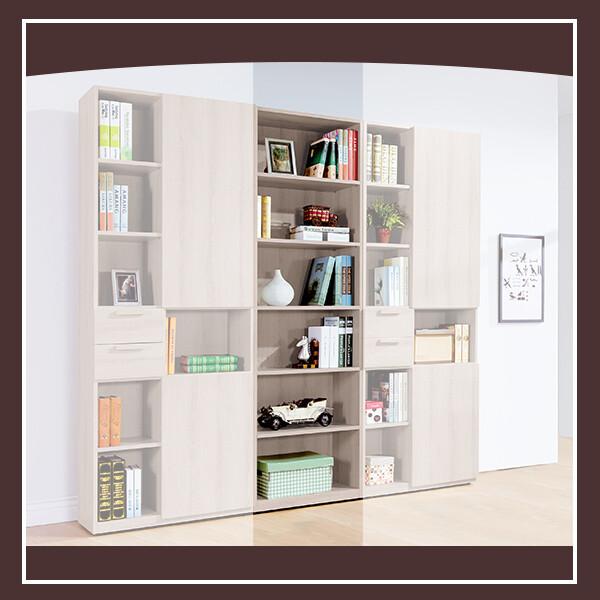 珊蒂2尺開放書櫃 21195493003