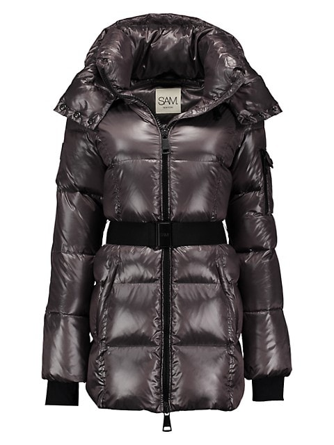 Soho Belted Down Puffer Jacket