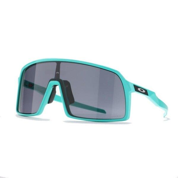 OAKLEY 太陽眼鏡 SUTRO ASIA FIT 綠 亞洲版 PRIZM色控制科技 (布魯克林) OKOO9406A0137