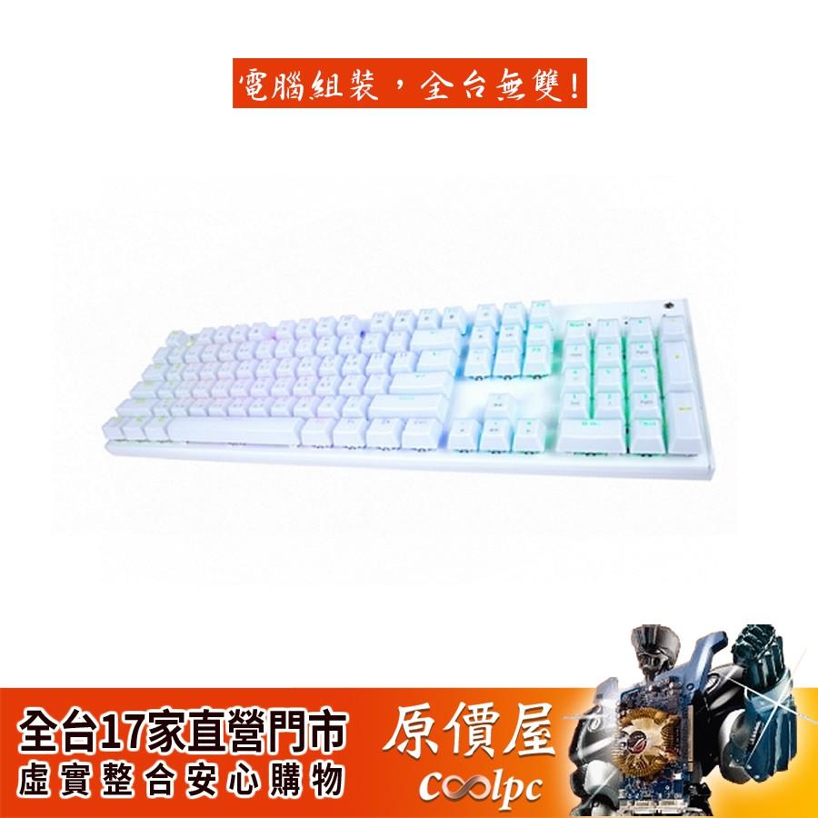 1st Player首席玩家 BS-BLUE3L(WBR) 火舞者 機械式鍵盤/青軸/RGB/中文/保固一年/原價屋