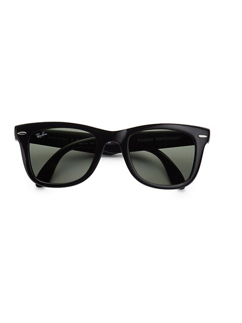 RB4105 Folding Wayfarer Sunglasses