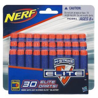 【樂GO】孩之寶 Hasbro NERF ELITE系列 子彈補充包(30發子彈) 原廠正版