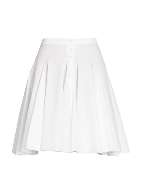 Edition 1987 Basque Poplin Skirt