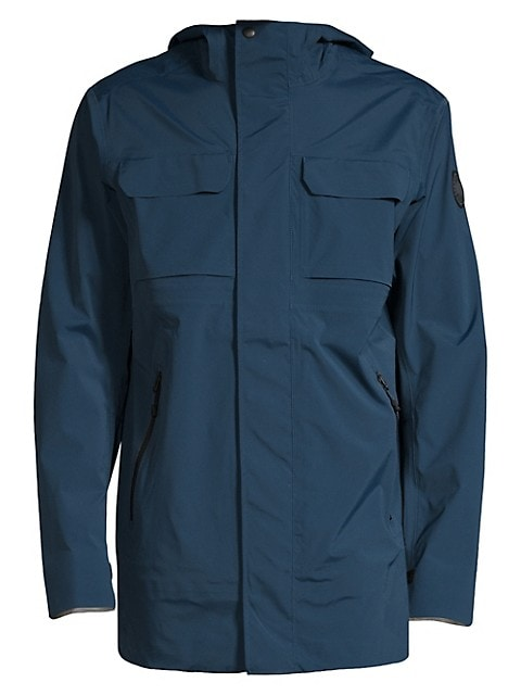 Wascana Waterproof Rain Jacket