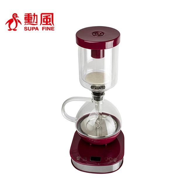 免運 勳風 Day Plus 微電腦智能恆溫虹吸式咖啡機 HF-J85 2入