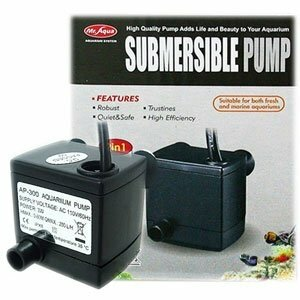 Mr.Aqua水族先生小型水族缸適用靜音式沈水馬達AP-1000