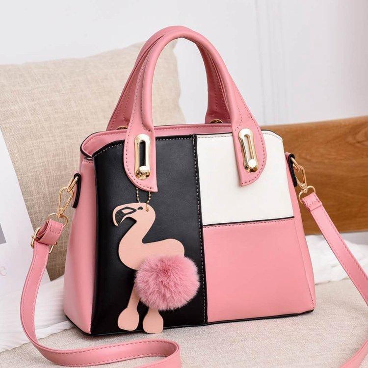 現貨 女包 手提包 單肩斜跨包 大容量 購物袋 真皮 托特包 側揹包女生手提包
