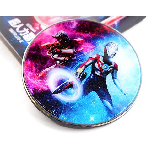 《超人力霸王》無線充電器-歐布
