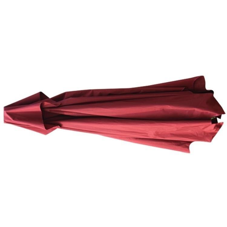 傘布大布戶外遮陽傘布防雨崗亭廣告傘庭院傘布擺攤傘太陽傘布yh