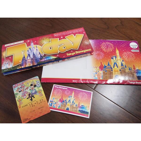 2018東京迪士尼跨年套票(十月底開始出貨)
