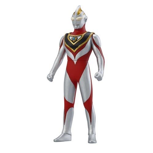 《超人力霸王》500系列軟膠-蓋亞V2