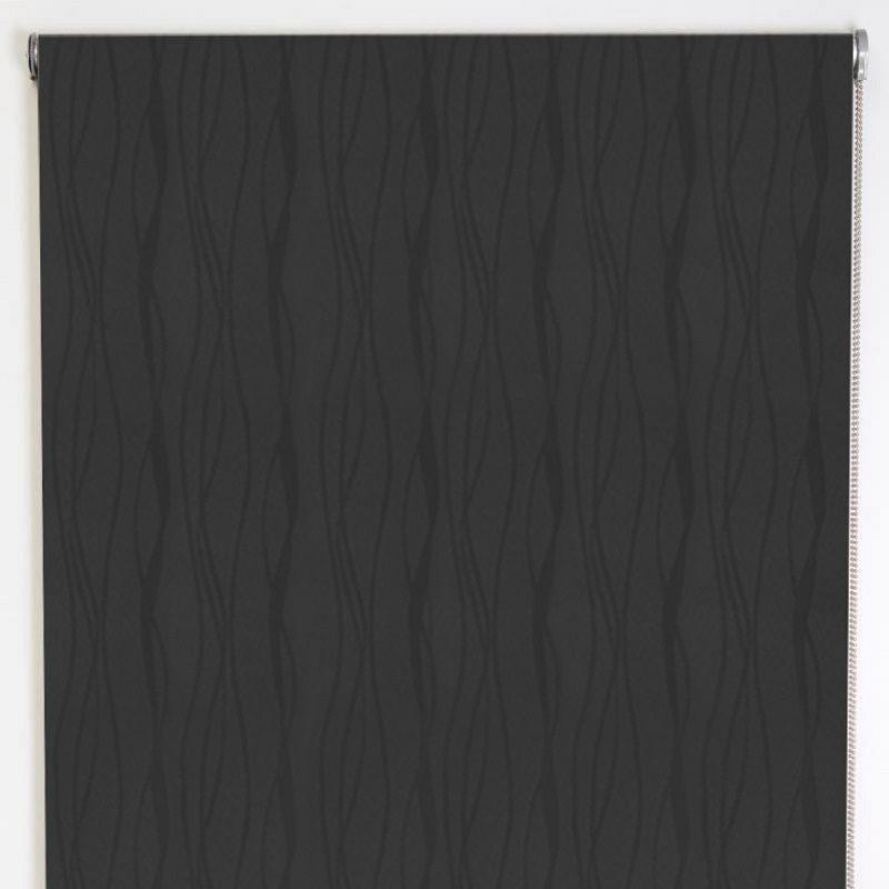 Cascade Blockout£¨Black Out£© Roller Blinds 180X220 Black