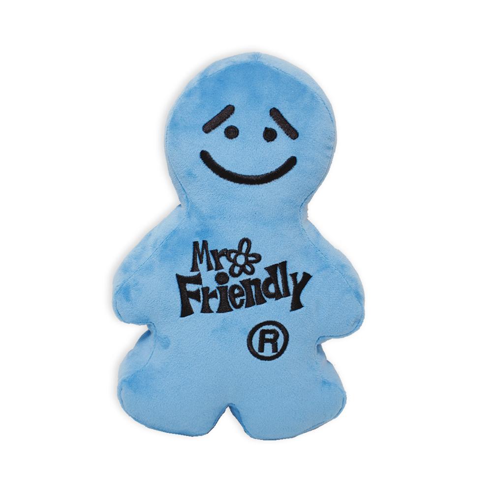 《Mr.Friendly》造型娃娃-藍(S/M/L)