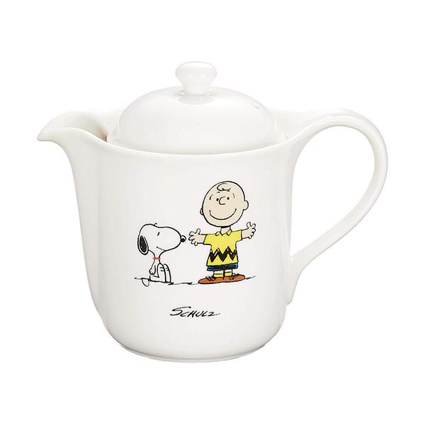 《Snoopy》茶壺-查理布朗